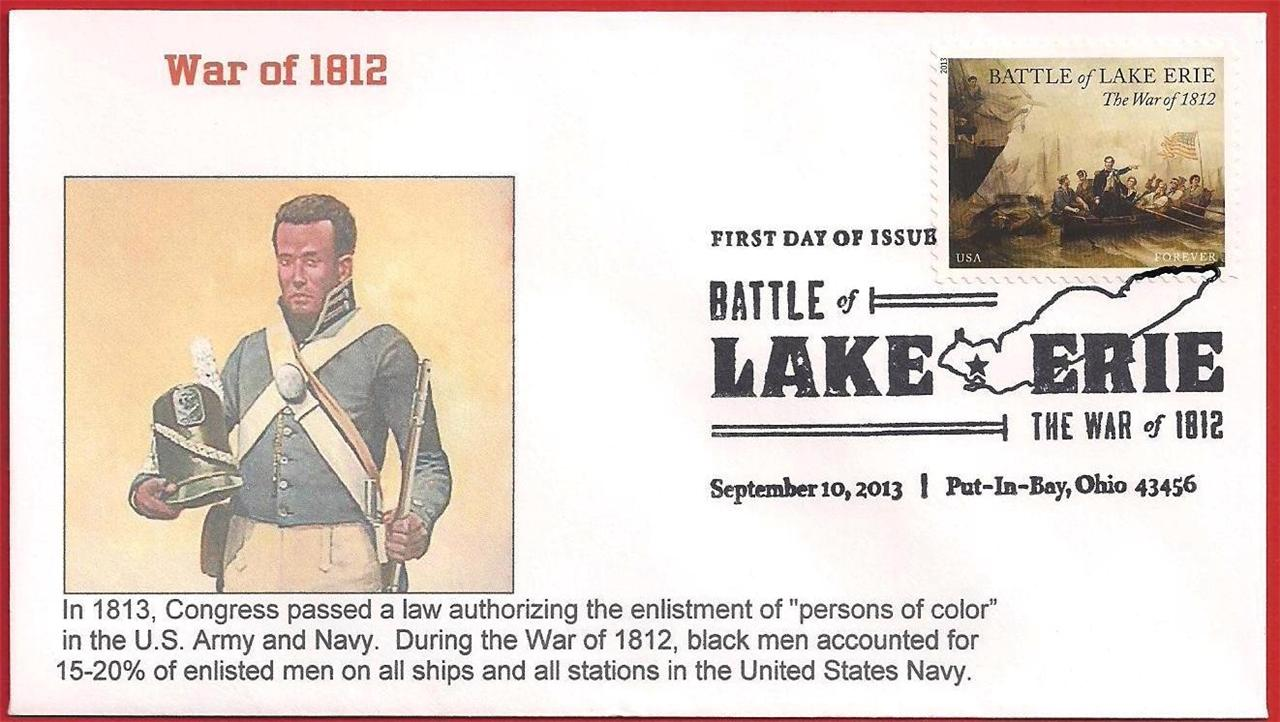 blacks and the war of 1812