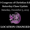 The Sunday School workshop scheduled for Saturday, December 5, 2015 at Pleasant Grove Baptist Church will NOW be held at Red Hill Baptist Church, 733 Congaree Church Road, Gadsden, […]