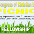 All are welcome to our First Annual Congress of Christian Education Picnic on Saturday, September 17, 2016, 11:00 a.m. – 3:00 p.m. at the Wateree Retreat Center site! Come join […]