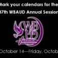 Mark your calendars for the Wateree Baptist Association Upper Division (WBAUD) 137th Annual Session, October 14-20, 2017. Host Church: St. JohnBaptist Church More details will follow…